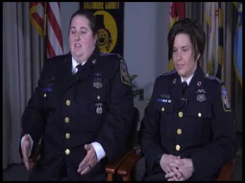 Baltimore County Police Foundation Program and Dinner