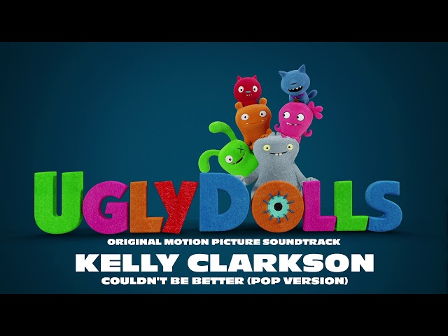 Kelly Clarkson - Couldn't Be Better (Pop Version) [Official Visualizer]