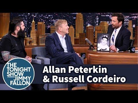 Mustache Experts Allan Peterkin and Russell Cordeiro Help Jimmy Pick a Mustache