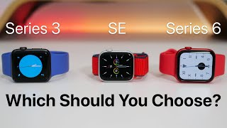 Apple Watch in 2020 and 2021 - Which Should You Choose?