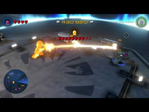 How to Unlock Korvac (Black Cosmic Power) in LEGO Marvel's Avengers