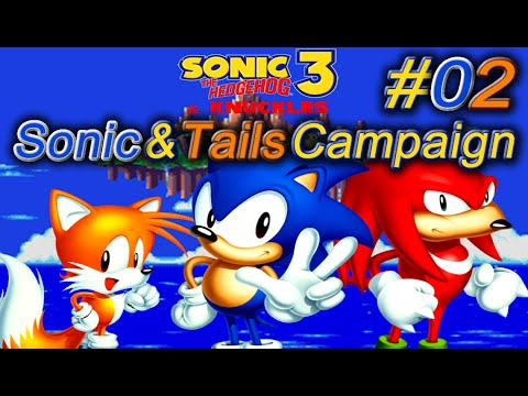 Taylor Swift Is A Cunt | Sonic 3 & Knuckles #18(Sonic & Tails Campaign #02)