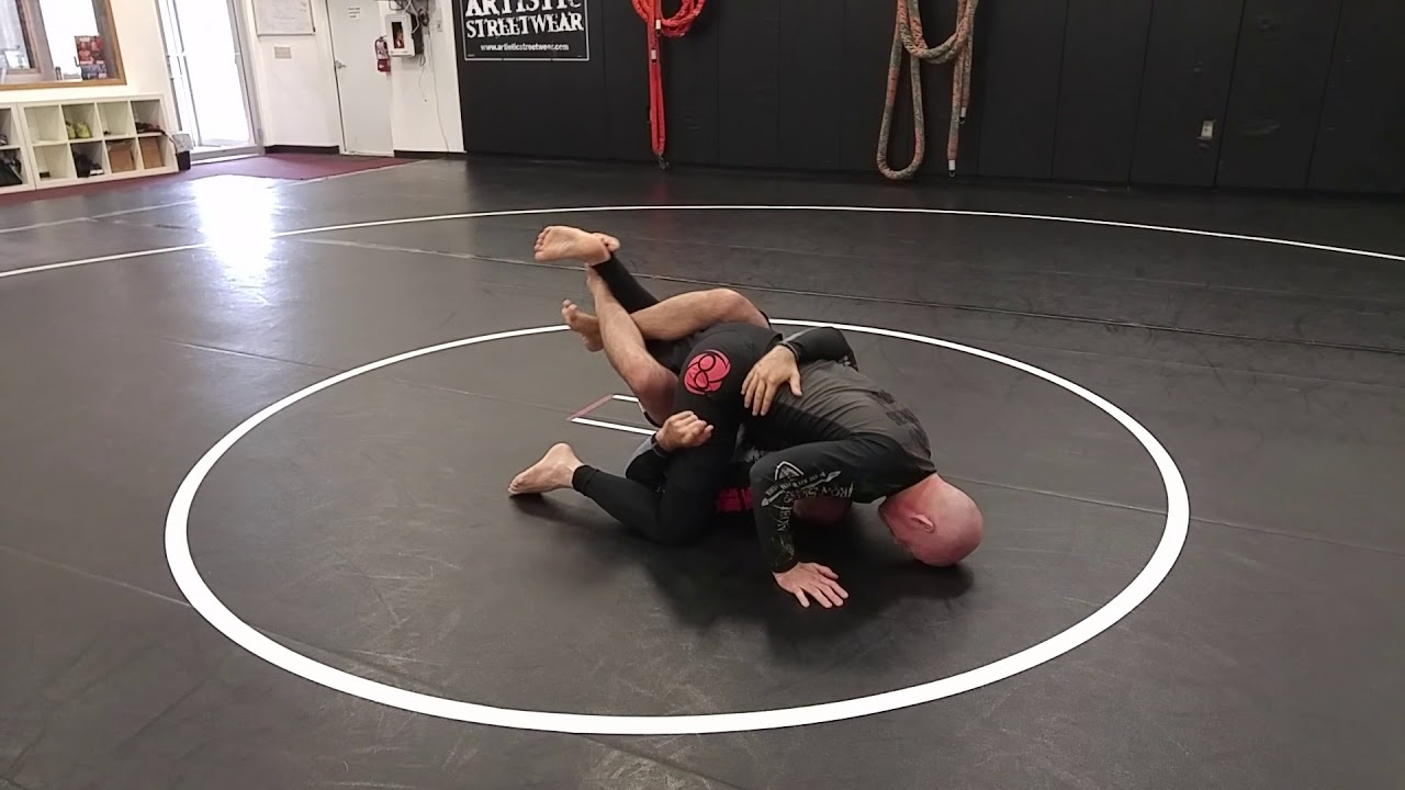 Move of the Day Lock Down Class Step 2 - Electric Chair Sweep & Move of the Day: Lock Down Class Step 2 - Electric Chair Sweep - YouTube