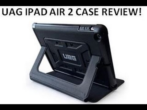 save off 3c48c 399d7 Review: Urban Armor Gear iPad Air 2 Case