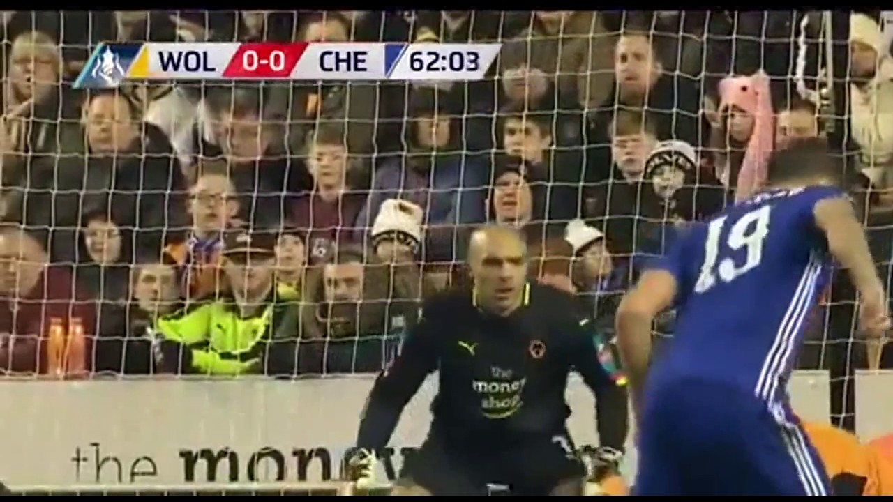 Download Wolves vs Chelsea 0 2 ● All Goals & Highlights ● FA Cup ● 18 02 2017 HD