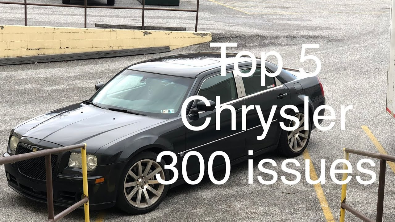 The 2006 Chrysler 300 Has An Awful Engine Problem To Watch Out For
