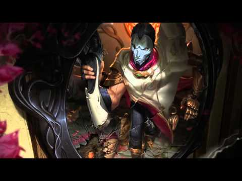 Jhin Login Screen Animation Theme Intro Music Song 【1 HOUR】