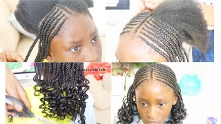 KIDS BACK TO SCHOOL HAIRSTYLE 2019    HOW TO