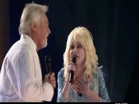 "Dolly Parton & Kenny Rogers - ""Islands in the stream"""