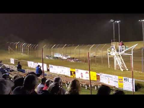 September 22, 2017 Dog Hollow Speedway Heat