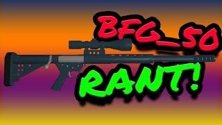 [Roblox: Phantom Forces] BFG RANT! | Buffed or Nerfed?