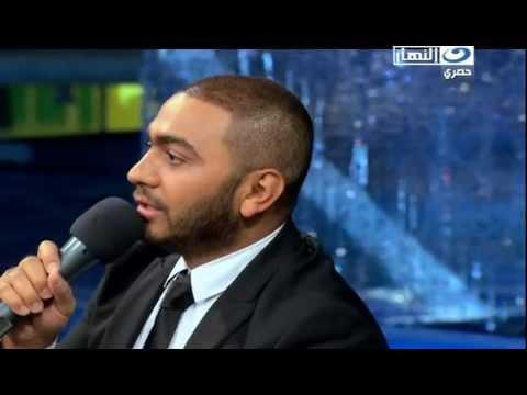 الحلقه الاولي كامله لتامر حسني وابطال ادم Tamer Hosny Interview