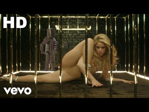 Shakira - She Wolf (Official Music Video)