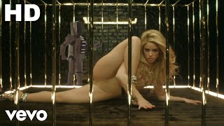 Shakira - She Wolf(Shakira's official music video for 'She Wolf'. Click to listen to Shakira on Spotify: http://smarturl.it/ShakirSpot?IQid=ShakiraSW As featured on She Wolf (Deluxe ..., 2009-10-03T04:52:50.000Z)