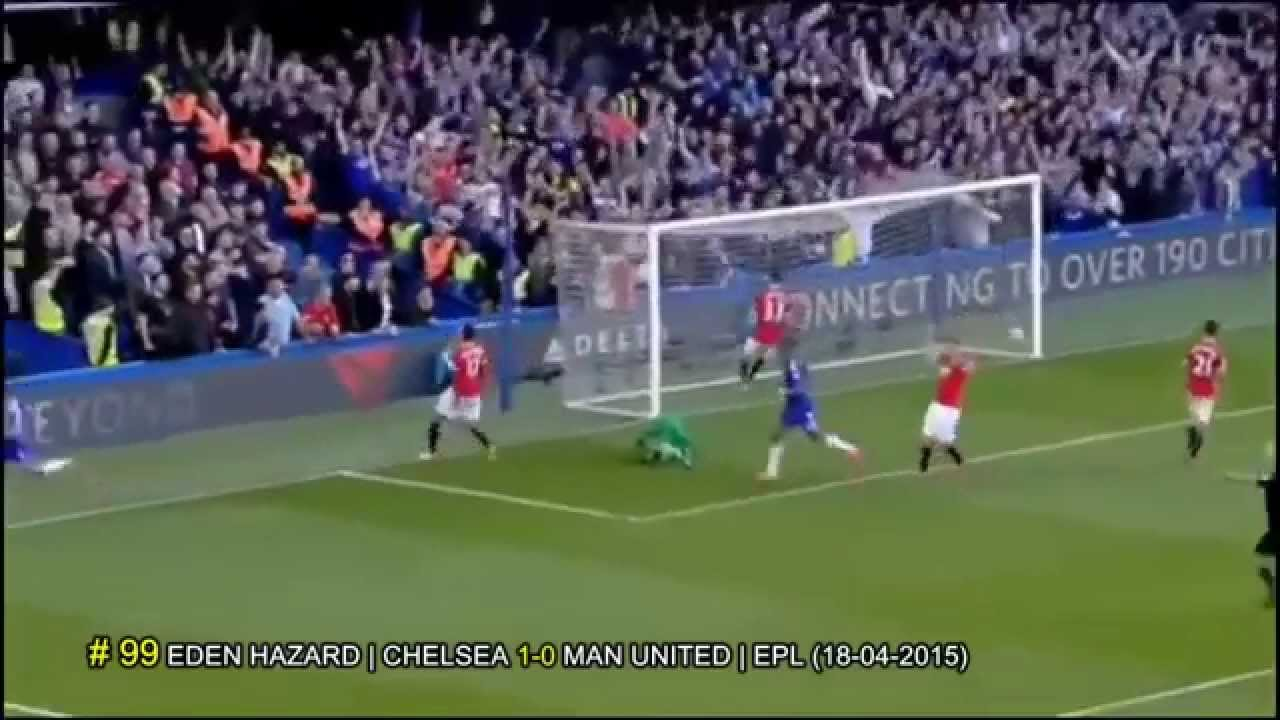 Download Chelsea FC    All 107 Goals of 2014 2015 Season
