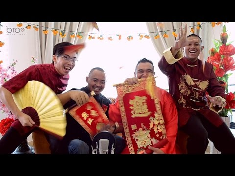 『COV』Colour Of Voices - Chinese New Year medley (A Cappella)