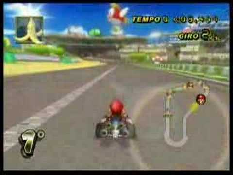 mario kart wii italiano gameplay wii youtube. Black Bedroom Furniture Sets. Home Design Ideas