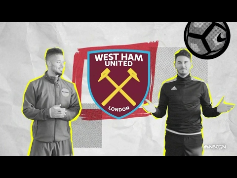 The F2 explore the history of West Ham United