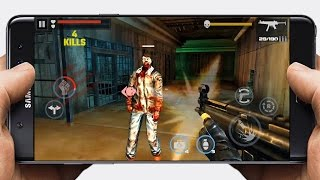 Top 10 Zombie shooting Games for Android & iOS must Play in 2017 - Part 1