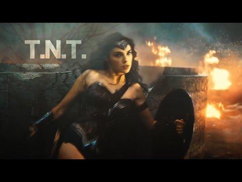 Wonder Woman/Diana Prince | T.N.T.