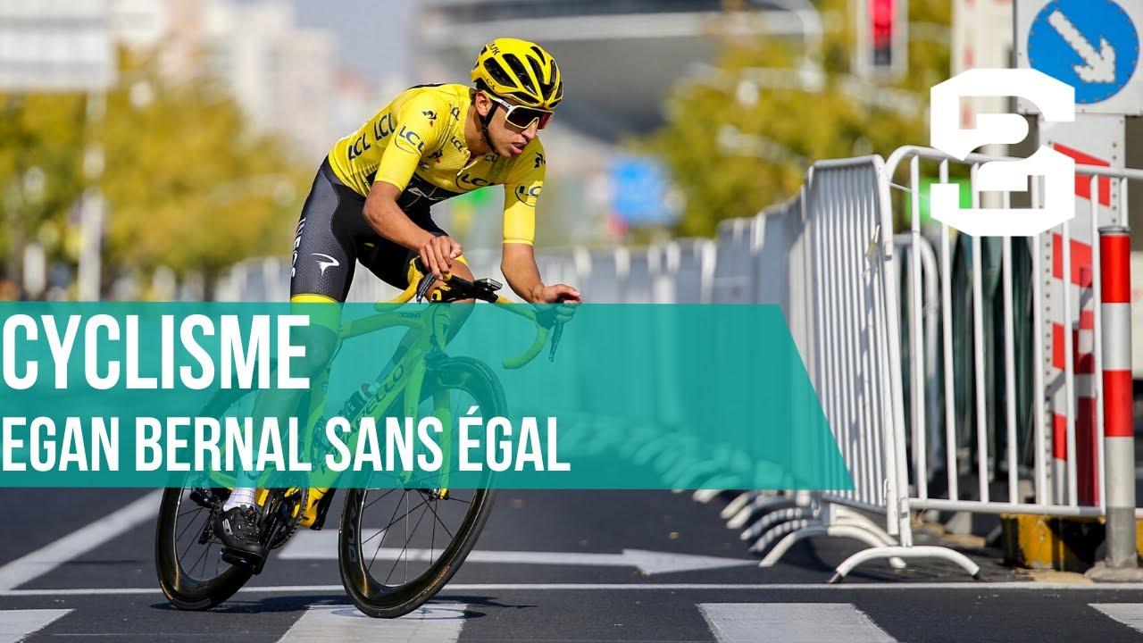 Cyclisme - Bernal sans égal