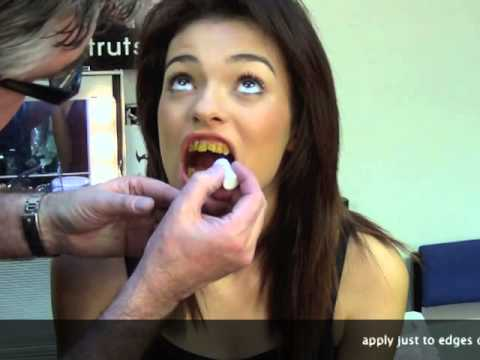 Rotten Teeth Makeup Tutorial