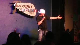 Tacoma Comedy Club 8/8/18