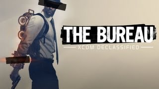 The Bureau: XCOM Declassified GamePlay on PC Max Graphics [1080p]