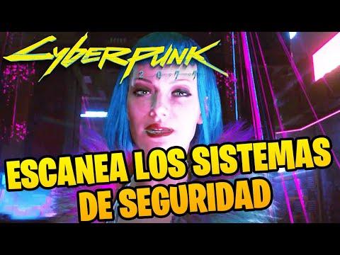Cyberpunk 2077 Escanea