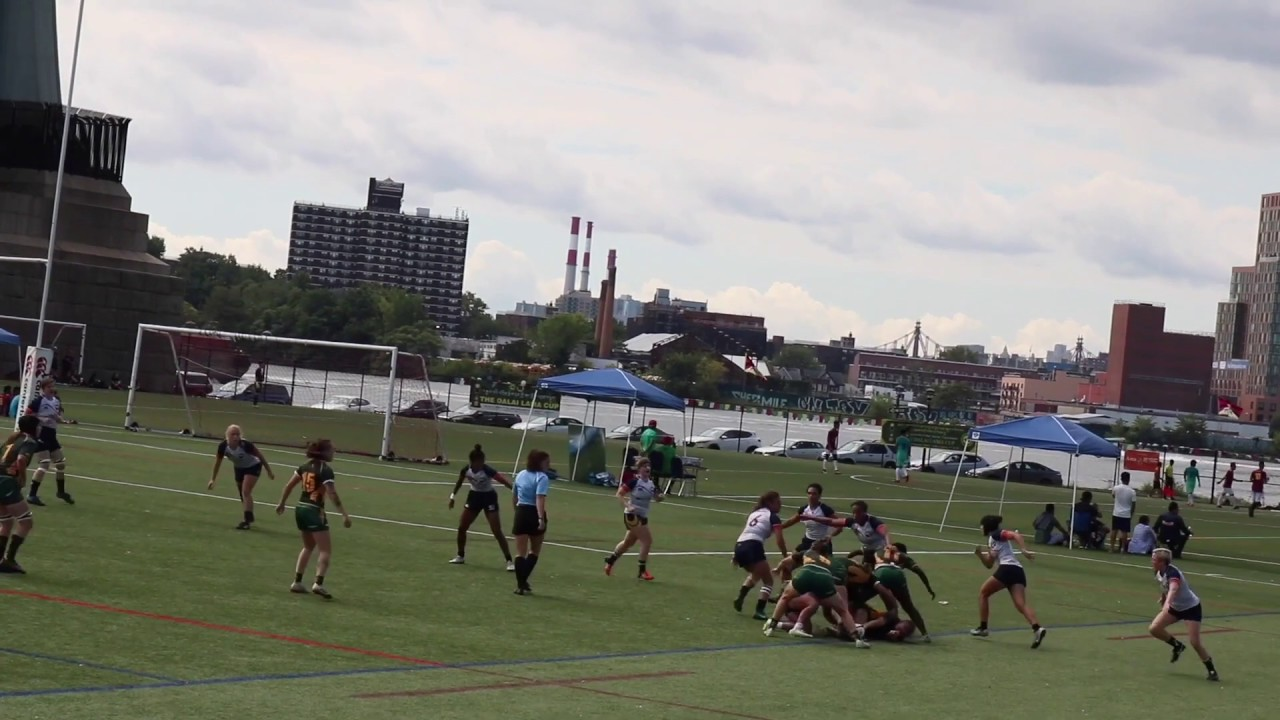 Women's Rugby - Run Hard