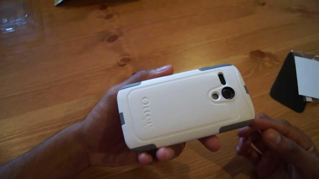 Otterbox Commuter for Motorola Moto G / Moto G LTE / Moto G 4G Case Review