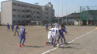 藤枝sss vs 青島B 後半 青島招待 2017 3 19
