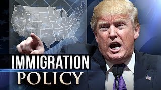 Иммиграционная реформа США 2019 - президент Трамп взмахнул копьем