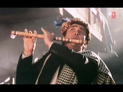 Bansuri Yeh Bansuri Nahin Full HD Song | Sahibaan | Rishi Kapoor