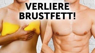 Die 10+ besten Übungen, um Brustfett loszuwerden