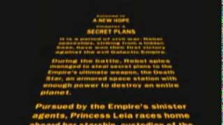 LEGO Star Wars Walkthrough Part 1 - A New Hope - Secret Plans (No Narration)