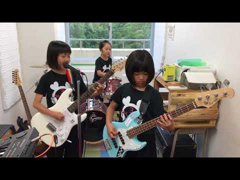 【小学生バンド】学園天国(小泉今日子バージョンぽいやつ)