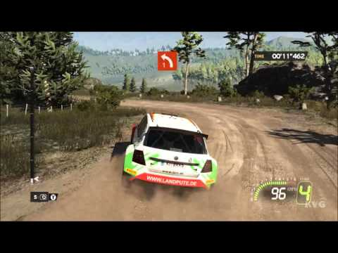 WRC 5 FIA World Rally Championship - Rally Italia Saradegna - Gameplay Compilation [1080p60FPS]