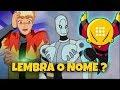 YouTube Turbo 10 Desenhos FAMOSOS que NINGUÉM lembra o nome