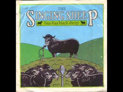 The Singing Sheep - Baa Baa Black sheep
