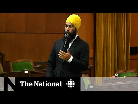 Jagmeet Singh removed from House for calling Bloc MP racist