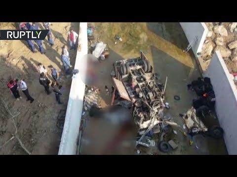 В Турции в результате аварии погибли более 20 человек