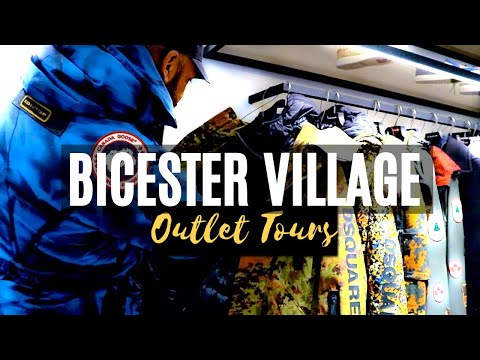 BICESTER VILLAGE OUTLET TOUR & PRICE CHECKS | HIGH END EDITION
