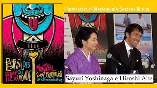La presentazione di 'Cape Nostalgia' (Fushigi na Misaki no Monogatari) di Izuru Narushima a Montreal