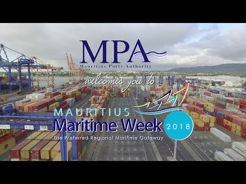 Mauritius Maritime Week 2018 Promotional Video