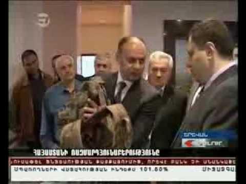 Выставка армянских вооружений / Armenian Weapons (arm)