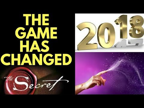 Law of Attraction in 2018 How the Game Has Changed and How to Use it
