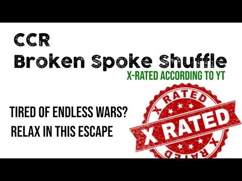 CCR Broken Spoke Shuffle