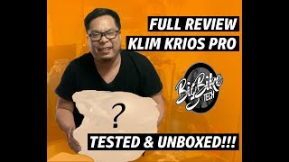 Gambar cover KLIM KRIOS PRO | NEW HELMET ACHIEVEMENT | UNBOXING