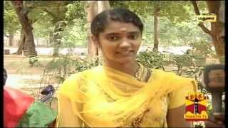 Tamil Nadu SSLC Results 2014 : Exclusive Interiew With Sanjana Who Got State First